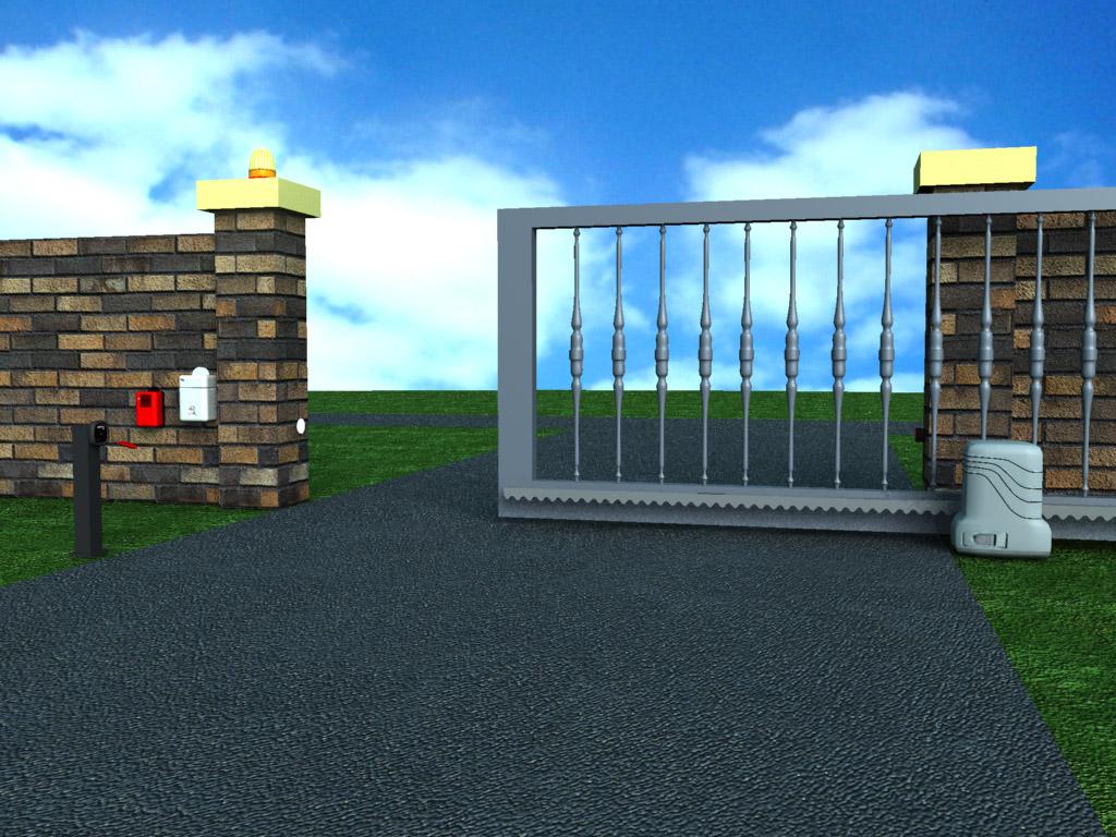 Puertas automaticas madrid - Puerta de garaje automatica ...